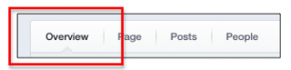 new facebook insights overview