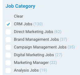 CRM expert roles are being introduced